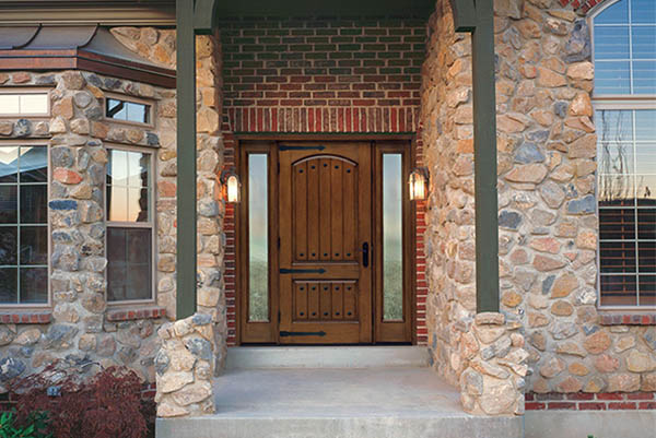 Classic-Craft Entry Doors